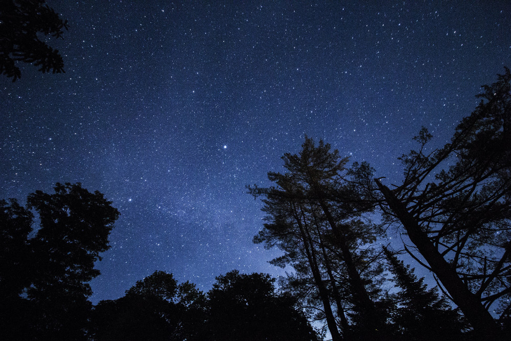 October Sneak Peek - Watching the Stars Come Out