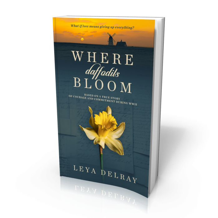 "WHERE DAFFODILS BLOOM Reviewed on the ""Rebel Christian"" blog!"